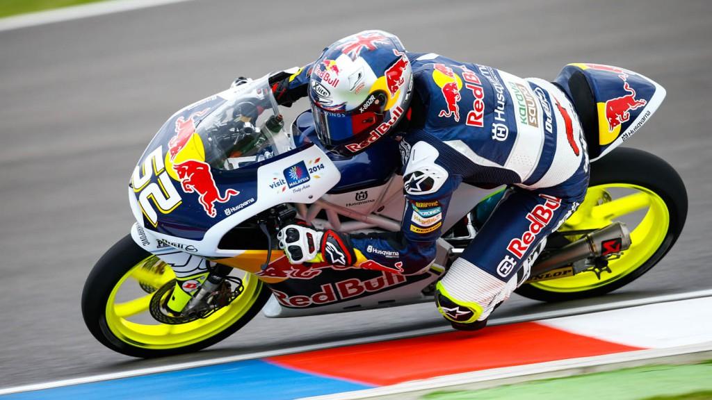 Danny Kent, Red Bull Husqvarna Ajo, ARG FP2