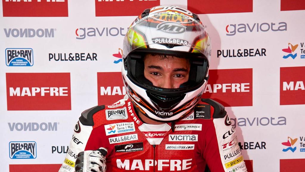 Juanfran Guevara, Mapfre Aspar Team Moto3, ARG FP2