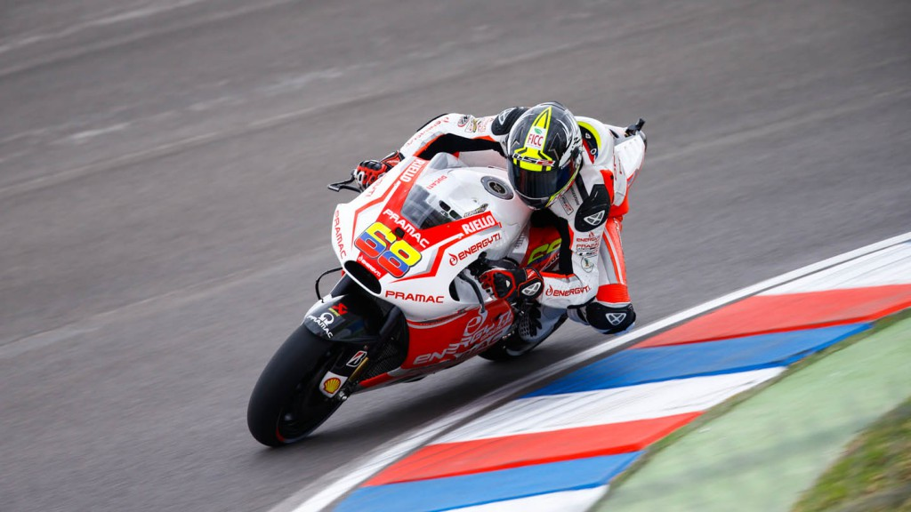 Yonny Hernandez, Pramac Racing, ARG FP2