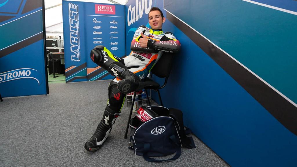 Jakub Kornfeil, Calvo Team, ARG FP2