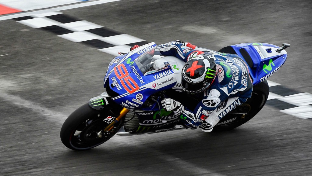 Jorge Lorenzo, Movistar Yamaha MotoGP, ARG FP2