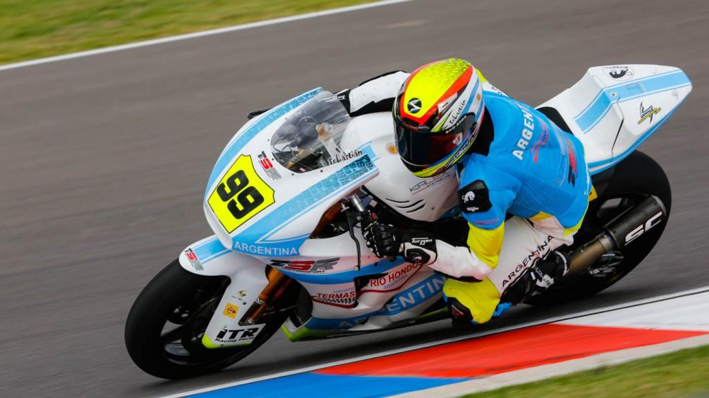 Sebastian Porto, Argentina TSR Motorsport, ARG FP2