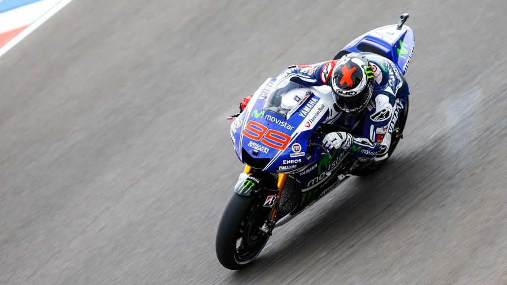 Jorge Lorenzo, Movistar Yamaha MotoGP, ARG FP1