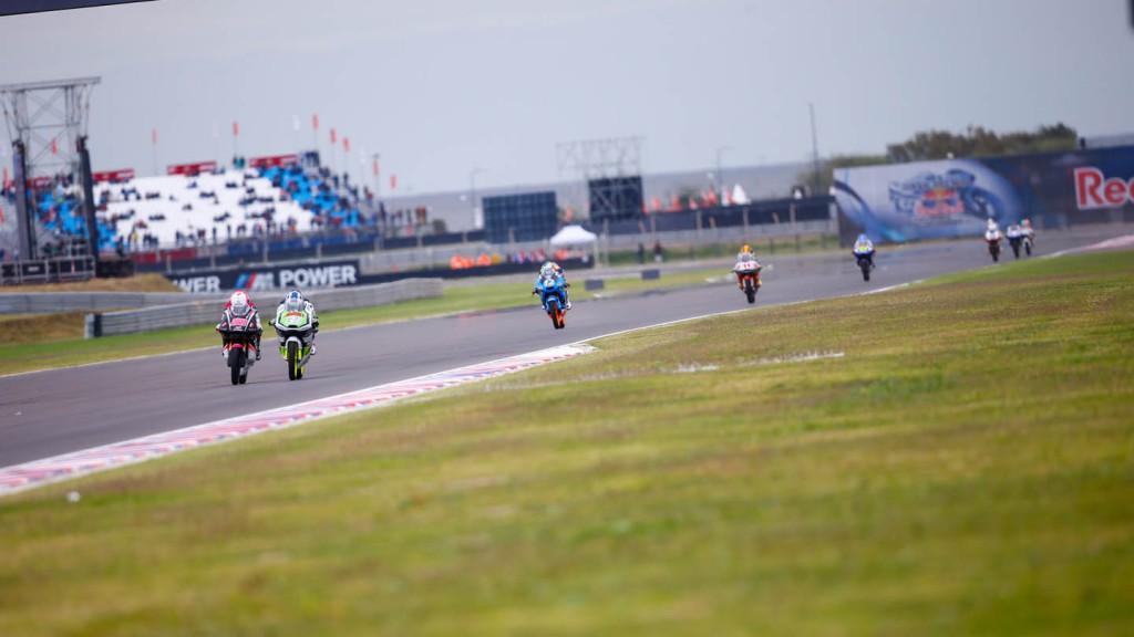 Moto3, ARG FP2