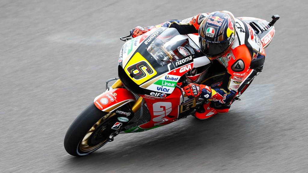 Stefan Bradl, LCR Honda MotoGP, ARG FP2