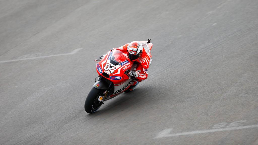 Andrea Dovizioso, Ducati Team, ARG Q2