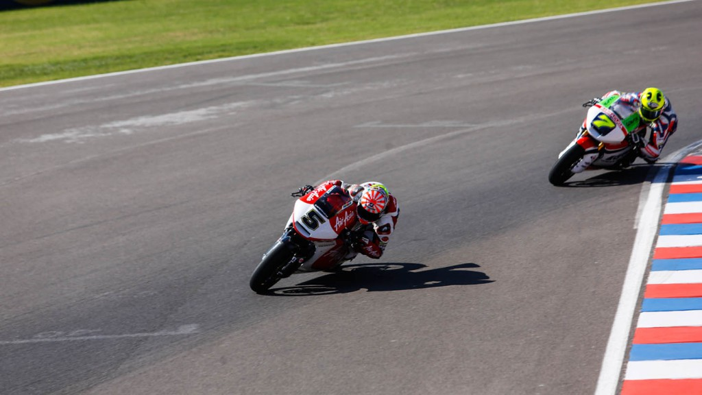 Johann Zarco, AirAsia Caterham Moto Racing, ARG QP