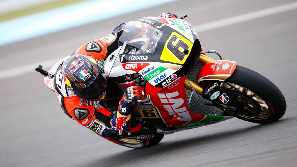 Stefan Bradl, LCR Honda MotoGP, ARG Q2