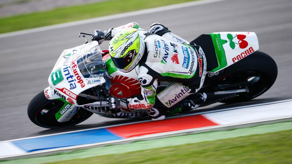 Hector Barbera, Avintia Racing, ARG Q1