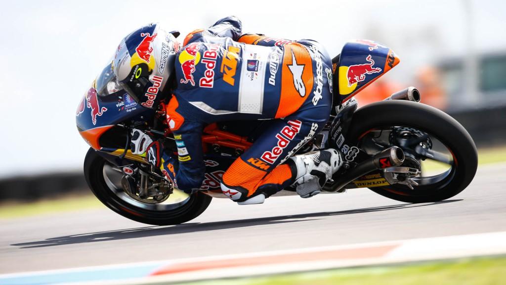 Jack Miller, Red Bull KTM Ajo, ARG QP