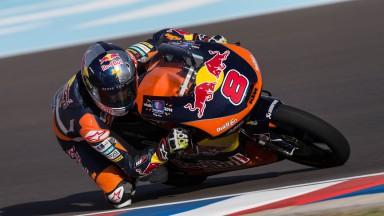Jack Miller, Red Bull KTM Ajo, ARG FP3