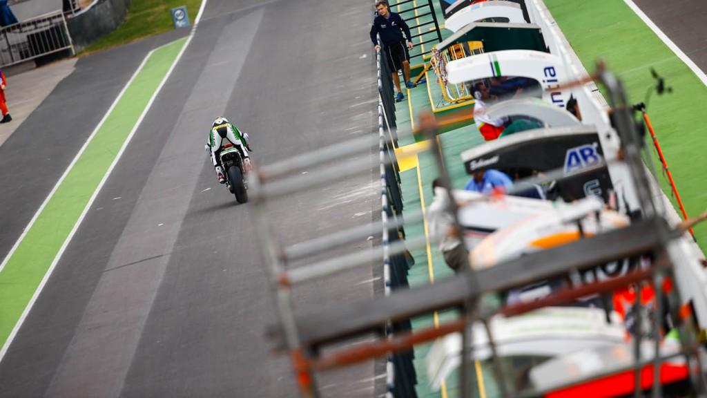 Alvaro Bautista, GO&FUN Honda Gresini, ARG Q2