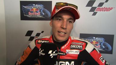 'Points come on race day' - Aleix Espargaro