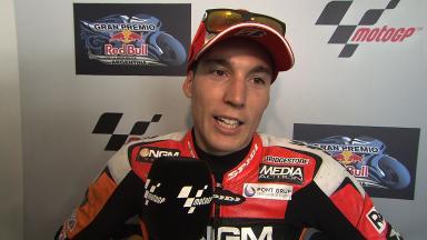 'Points come on race day' - Aleix Espargaro
