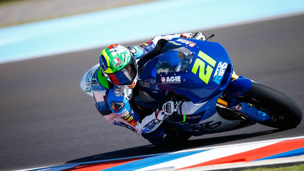Franco Morbidelli, Italtrans Racing Team, ARG QP