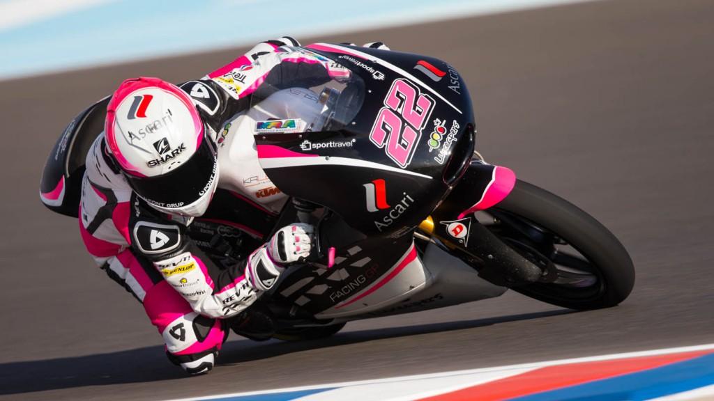 Ana Carrasco, RW Racing GP, ARG QP