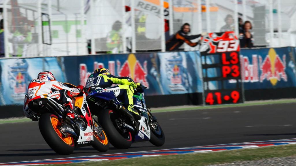Dani Pedrosa, Valentino Rossi, Repsol Honda Team, Movistar Yamaha MotoGP, ARG Q2