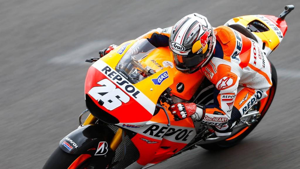 Dani Pedrosa, Repsol Honda Team, ARG Q2