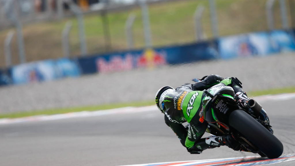Bradley Smith, Monster Yamaha Tech 3, ARG Q1
