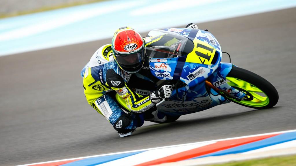 Brad Binder, Ambrogio Racing, ARG QP