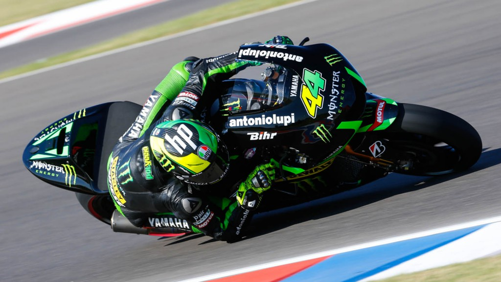Pol Espargaro, Monster Yamaha Tech 3, ARG Q2