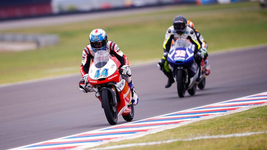 Miguel Oliveira, Mahindra Racing, ARG FP3