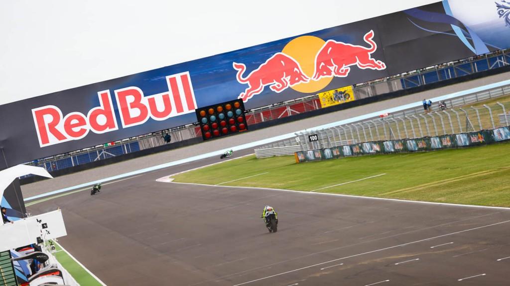 Valentino Rossi, Movistar Yamaha MotoGP, ARG FP4
