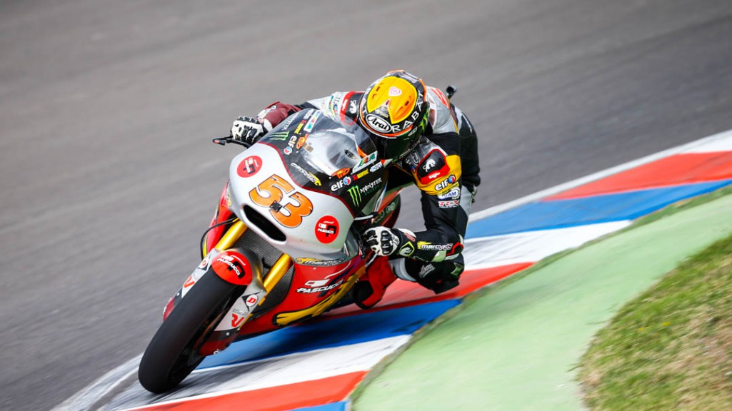 Esteve Rabat, Marc VDS Racing Team, ARG QP