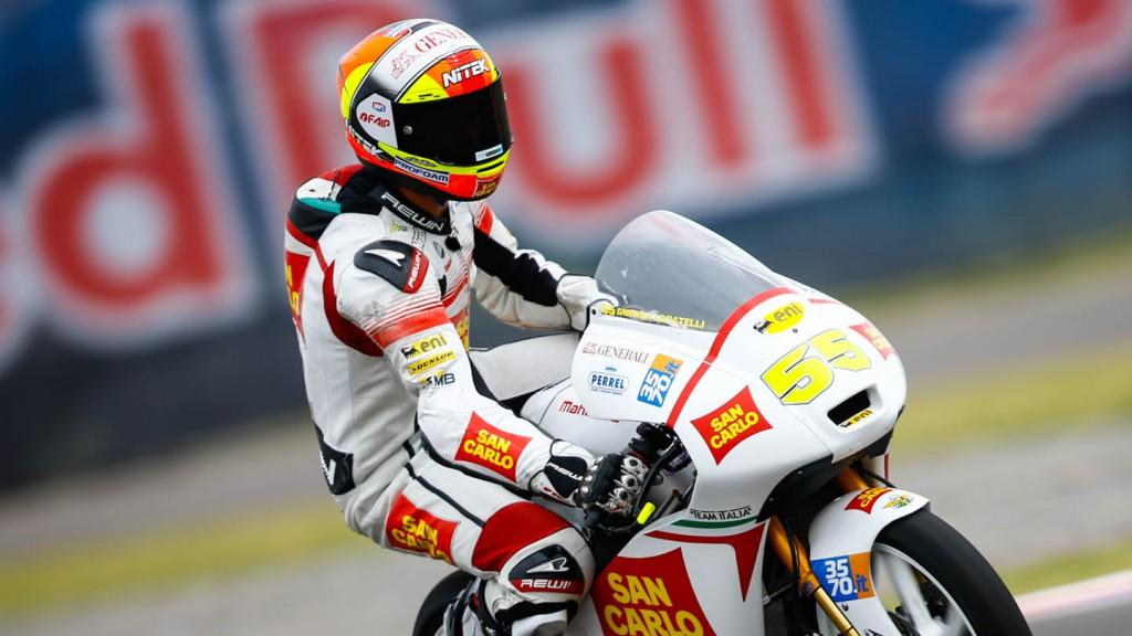 Andrea Locatelli, San Carlo Team Italia, ARG FP3