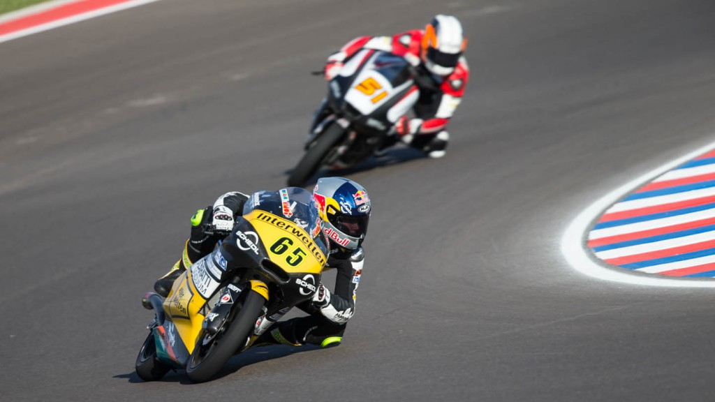 Philipp Oettl, Interwetten Paddock Moto3, ARG QP