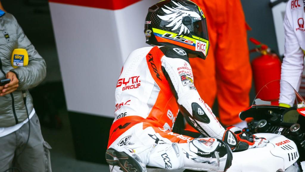 Yonny Hernandez, Pramac Racing, ARG Q1