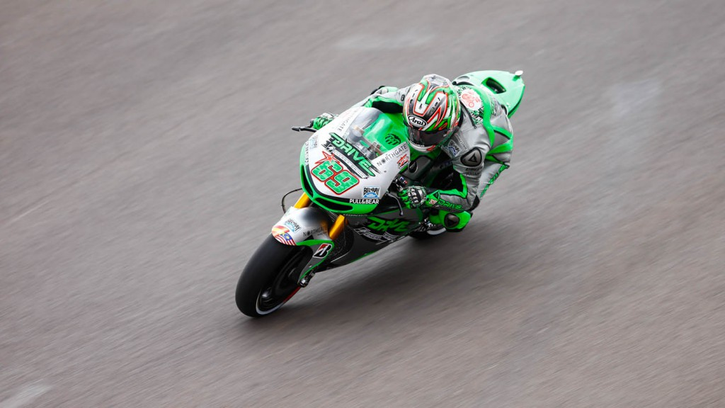 Nicky Hayden, Drive M7 Aspar, ARG Q2