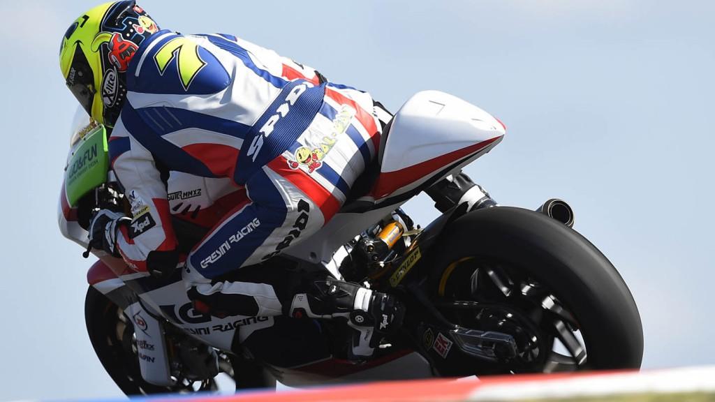 Lorenzo Baldassarri, Gresini Moto2, ARG QP