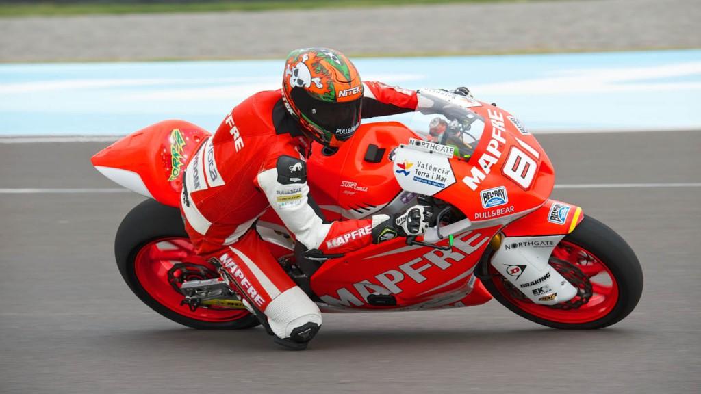 Jordi Torres, Mapfre Aspar Team Moto2, ARG QP