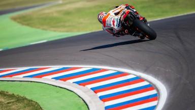 Marc Marquez, Repsol Honda Team, ARG FP3