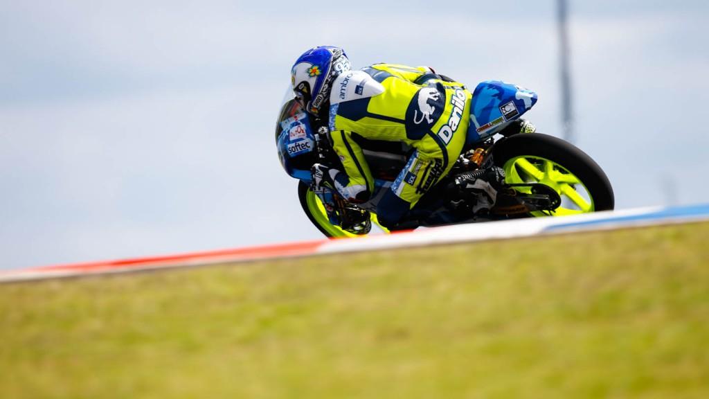 Jules Danilo, Ambrogio Racing, ARG QP