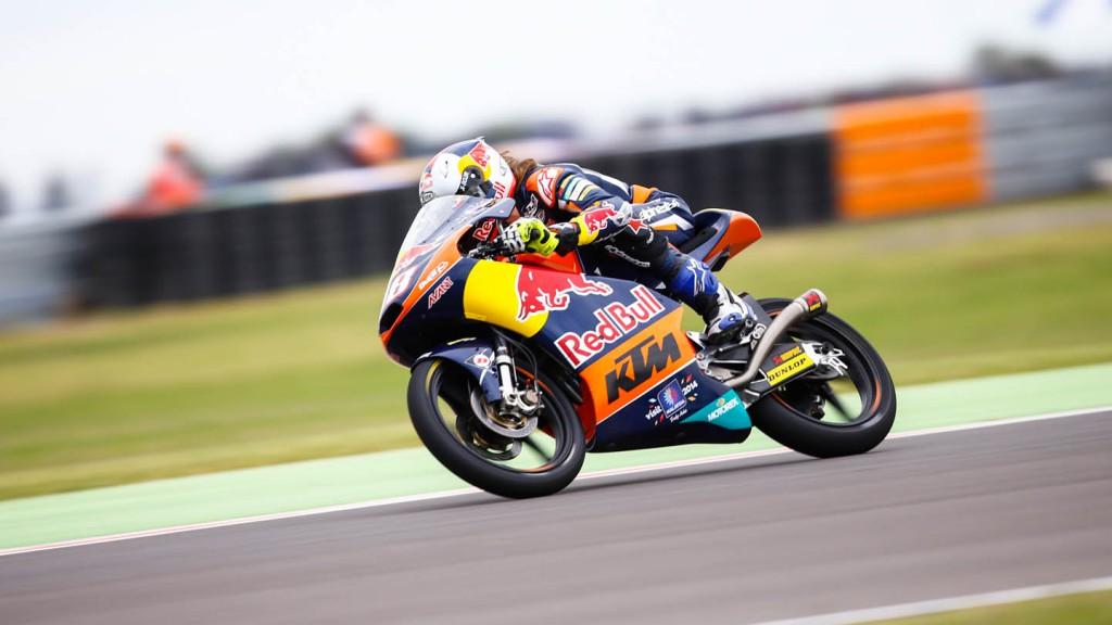 Karel Hanika, Red Bull KTM Ajo, ARG FP3