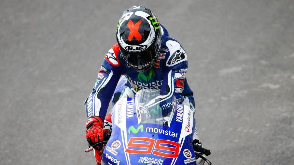 Jorge Lorenzo, Movistar Yamaha MotoGP, ARG Q2