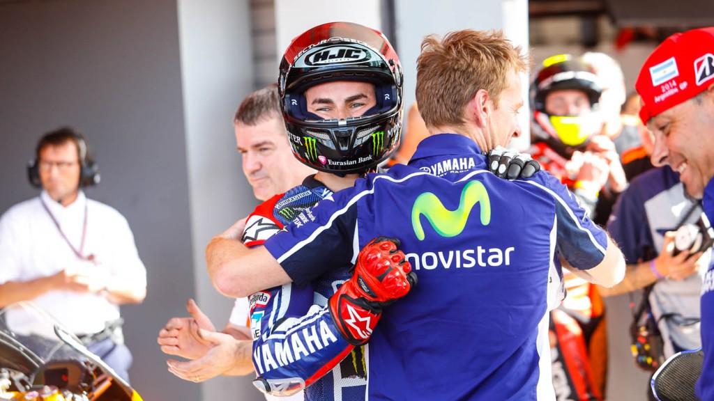 Jorge Lorenzo, Movistar Yamaha MotoGP, ARG, Q2