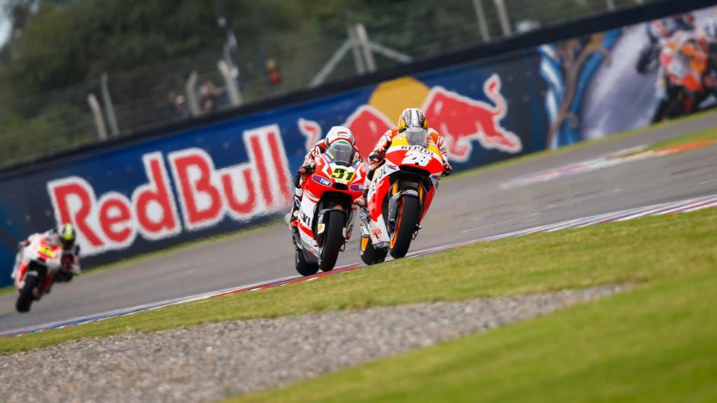 Dani Pedrosa, Michele Pirro, Repsol Honda Team, Ducati Team, ARG FP4