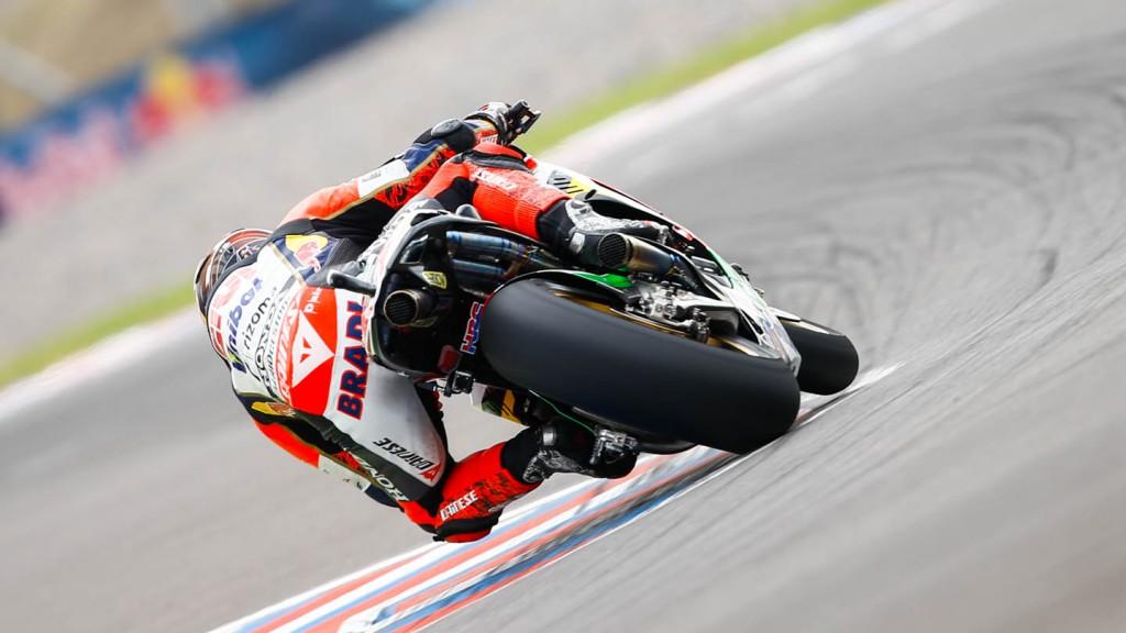Stefan Bradl, LCR Honda MotoGP, ARG WUP