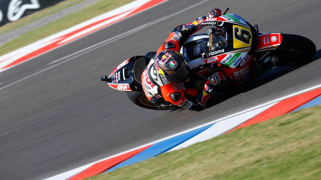 Stefan Bradl, LCR Honda MotoGP, ARG RACE