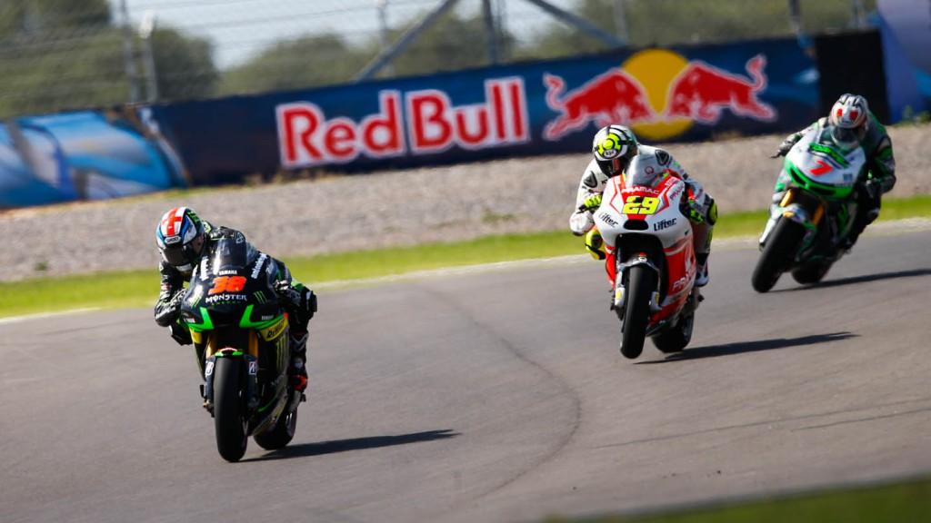 MotoGP, ARG WUP