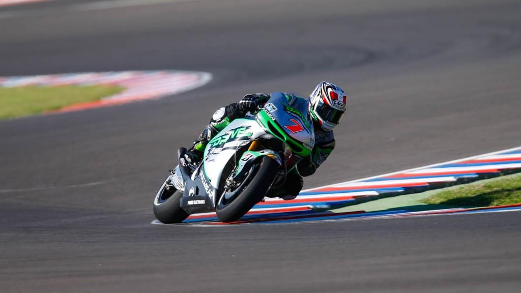 Hiroshi Aoyama, Drive M7 Aspar, ARG RACE