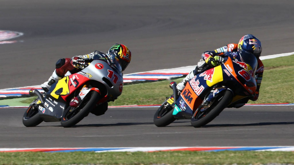 Livio Loi, Jack Miller, Marc VDS Racing Team, Red Bull KTM Ajo, ARG RACE
