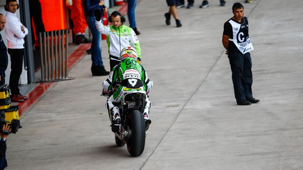 Alvaro Bautista, GO&FUN Honda Gresini, ARG WUP