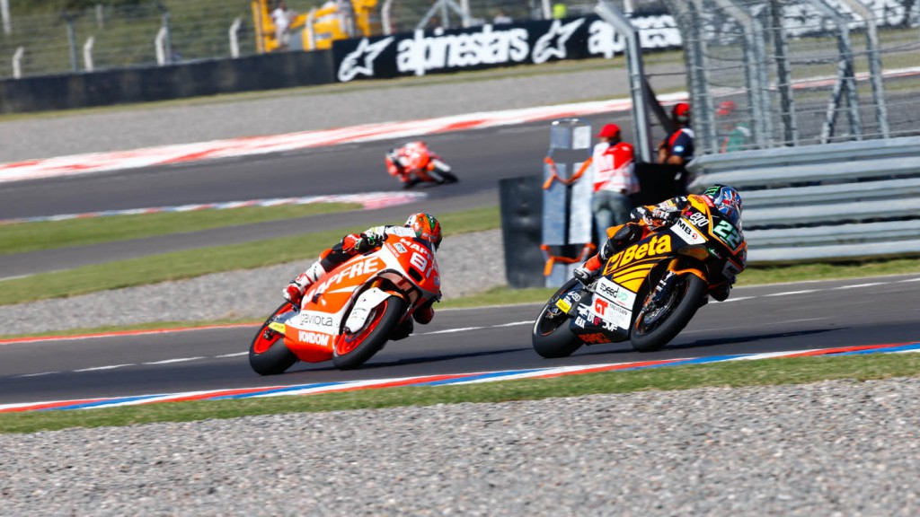 Sam Lowes, Jordi Torres, Mapfre Aspar Team Moto2, Speed Up, ARG RACE