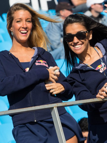 Paddock Girls, Gran Premio Red Bull de la República Argentina