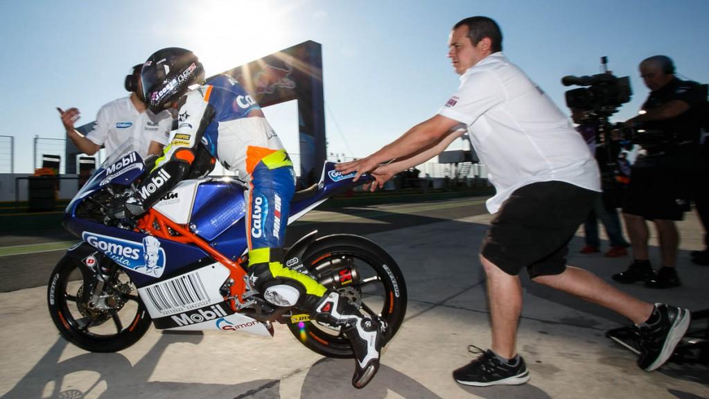 Isaac Viñales, Calvo Team, ARG RACE