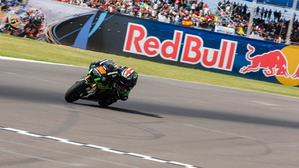 Bradley Smith, Monster Yamaha Tech 3, ARG WUP